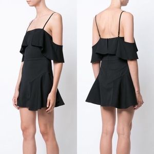 C/Meo Collective Compose Short Sleeve Mini Dress